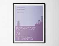 Poster Breakfast at Tiffany's