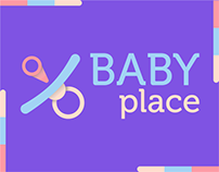 BABY PLACE - LOGO DESIGN