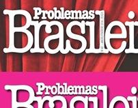 Logo - Revista Problemas Brasileiro - SESC