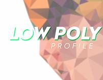 Low Poly PROFILE