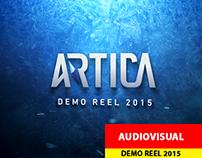 Artica Media - Demo Reel 2015