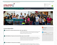 Plataforma Moodle: http://www.ipappg.edu.pe/AulaVirtual