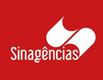 Logo + Website - Sinagências