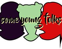 [Ilustração] Some Young Folks