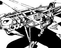 Café air Racer serie Nº1