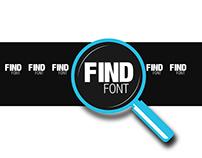 Find Font