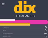 Versión Móvil DIX