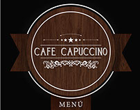 Cafe Capuccino Proyecto