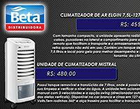 Climatizadores - BETA