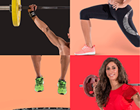 Fitness WordPress Theme by Visualmodo - Design