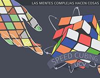 Diseño de pendón para SpeedCubing UCV