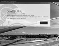 "Intranet ""cont@UFRJ"""