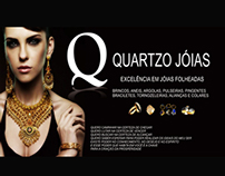 Fachada Quartzo Joias