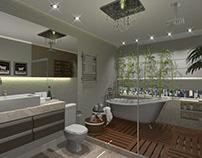 Bathroom RealScene
