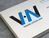 Identidade da marca e site VHAN
