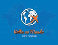 Volta ao Mundo - Curso e-Learning