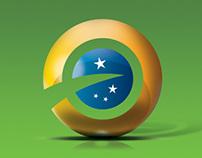 Proposta de logotipo para a Justiça Eleitoral