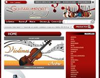 2008-2011 Trabajos en Guitar Import