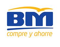 Grupo BM Brand Identity