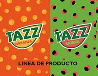 Gaseosa Tazz