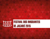 8° Festival dos Imigrantes de Jacareí