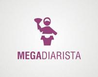 Logo e Banner MEGADIARISTA