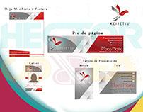 Logo y papelería