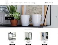 E-commerce Theme Mercadoshops