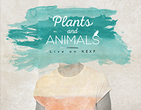 Plants and animals - Live on KEXP