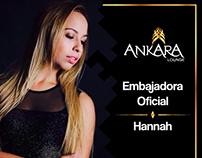 ANKARA LOUNGE - Banners para anfitrionas