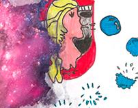 Flipbook -animación illustrada-
