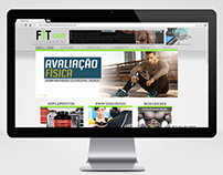 Rede Social - Fit-One Suplementos