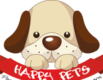 Logo Happy Pet's