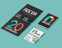 Branding logo redesign. Trabajo Académico