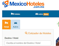 Iconos para web MexicoHoteles