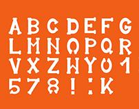 Bone Typography