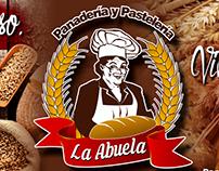 Diseño para Panadería La Abuela
