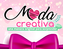 Logo Moda Creativa