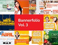 Bannerfolio Vol.3
