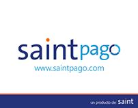saintpago | portal de pago y web