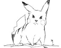 Pokémons en mi estilo