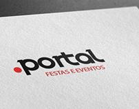Portal // Logo Design