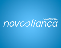 Logo - Lavanderia Nova Aliança