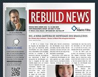 Jornal Rebuild News - Advogados