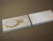 Designplanner -tarjeta personal-