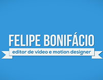 CV Motion Graphics | Felipe Bonifácio