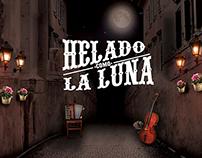"""""""Helado como la luna"""""""