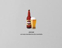 Regionales - Cerveza Jerome