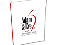 Adam & Eva Catalog