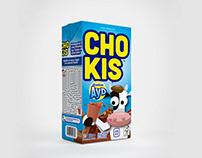 Chokis - Packaging
